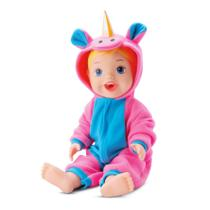 Boneca Baby Unicórnio My Little Alive - Divertoys -