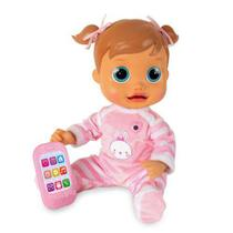 Boneca BABY WOW Analu Multikids BR732 -
