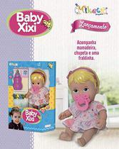 Boneca Baby Xixi - Miketa