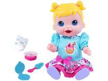 Boneca Babys Collection Comidinha - com Acessórios Super Toys