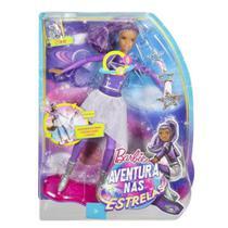 Boneca barbie amiga com hoverboard Aventura nas Estrelas dlt23 - Mattel -
