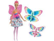 Boneca Barbie Asas Voadoras - Mattel