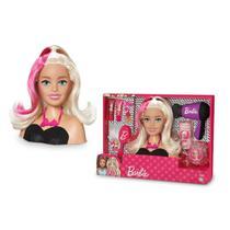 Boneca Barbie Busto Penteados Styling Hair Head Original - Pupee