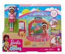 Boneca Barbie Chelsea Aulas de Ballet Mattel -