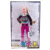 Boneca Barbie Colecionável - Barbie Signature - Keith Haring - Mattel
