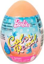 Boneca Barbie Color Reveal Pets Ovo de Páscoa Surpresa GVK58 - Mattel -