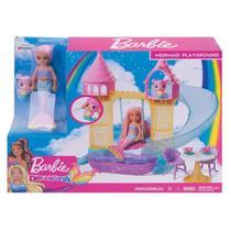 Boneca Barbie Dreamtopia Parque Aquático de Sereias Mattel -