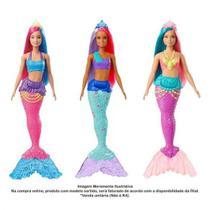 Boneca Barbie Dreamtopia Sereia Mattel - GJK07 -