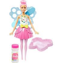 Boneca Barbie Fada Dreamtopia - Bolhas Mágicas - Mattel UNICA - Mattel - Fisher
