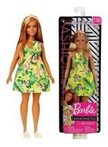 Boneca Barbie Fashionista 126 FBR37 Mattel -