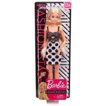 Boneca Barbie Fashionista 134 FBR37 Mattel -