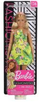 Boneca Barbie Fashionista Doll Look Modelo 126 - Mattel 887961377019 -