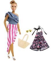 Boneca Barbie Fashionista E Acessórios Coleção Fjf67 / Fry82 - Mattel