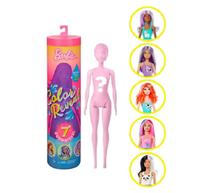 Boneca Barbie Fashionista Estilo Surpresa Gmt48 - Mattel -