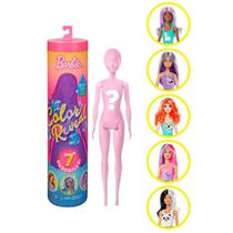 Boneca Barbie Fashionista Estilo Surpresa Mattel -