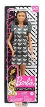 Boneca Barbie Fashionistas 140 - Mattel 887961377019 -