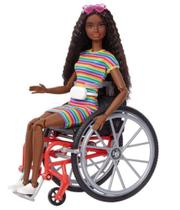 Boneca Barbie Fashionistas  166 - Mattel -