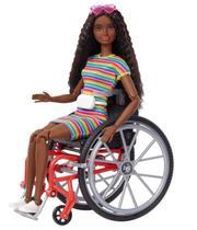 Boneca Barbie Fashionistas  166 - Mattel