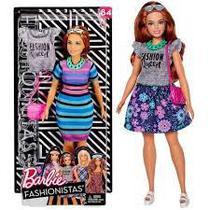 Boneca Barbie Fashionistas - 84 - Mattel