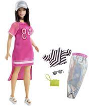 Boneca Barbie Fashionistas N 101 Com Acessórios - 8281 - Mattel