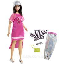 Boneca Barbie Fashionistas Oriental PLUS Size CURVY 101 - Mattel