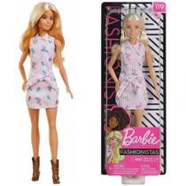 Boneca Barbie Fashionistas - Vestido Camisa Rosa Fxl52 (4808) - Mattel