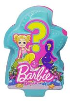 Boneca Barbie Mini Surpresa Dreamtopia Sereia - Mattel -
