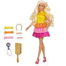 Boneca Barbie Penteado dos Sonhos com Acessorios Mattel GBK24 -