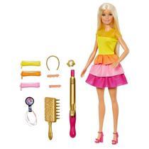 Boneca Barbie - Penteado dos Sonhos - Mattel -