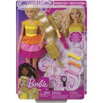 Boneca Barbie Penteados Dos Sonhos Mattel GBK24 -