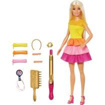 Boneca Barbie Penteados dos Sonhos - Mattel -