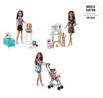 Boneca Barbie Skipper Babá Família Sortida - Mattel -