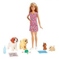 Boneca Barbie - Treinadora de Cachorrinhos - Mattel -