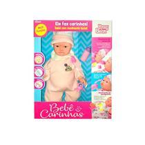 Boneca Bebê Carinhas - Rosita -