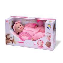 Boneca Bebê Coleção - 8008 Divertoys f8f26a662451e