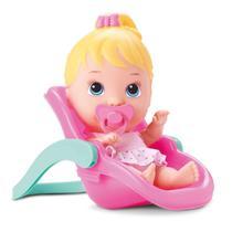 Boneca Bebe Conforto My Little Dolls Menina Divertoys -
