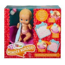 Boneca Bebê Little Mommy Surpresas Mágicas Fwj41 Mattel -