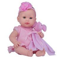 Boneca Bebê - Love Born - Hora da Naninha - 2380 - Cotiplás - Cotiplas