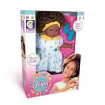 Boneca Bebê Negra Tayla Original - Cotiplás - Cotiplas