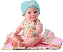 Boneca Bebê NewBorn Maternidade - Divertoys
