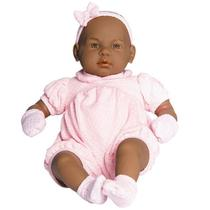 Boneca Bebe Real Negra C/ Certidão De Nascimento Roma -