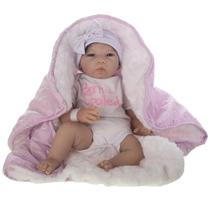Boneca Bebê Reborn Born To Be Spoiled - Paradise Galleries - Adora