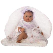 Boneca Bebê - Reborn - Paradise Galleries - Baby Bundles The Princess has Arrived - Shiny Toys