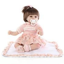 Boneca Bebê Reborn + Pronta Entrega -