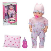 Boneca Bebê Soninho - Miketa -