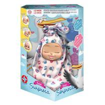 Boneca Bebê Surpresa - Estrela -
