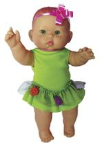 Boneca Bicudinha Ruiva Zap - 1033 -