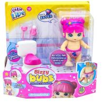 Boneca Bizzy Bubs Privadinha - Dtc -