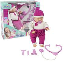 Boneca Brinquedo Bebê Baby Doctor Médico Doutor Tesoura - Baby Alive