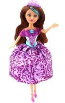 Boneca Charlotte Funville Sparkle Girlz Super Brilh Princesa - Dtc